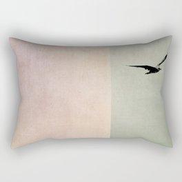 As Free as the Ocean Rectangular Pillow