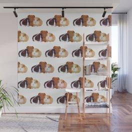 Guinea Pigs Wall Mural