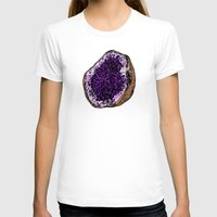 geode T-shirts featuring Geode by splendidhand