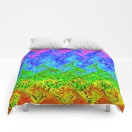 Disturbed waves Comforters