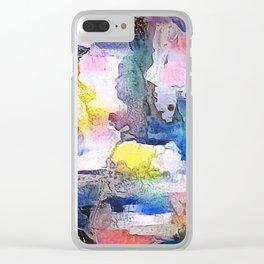 Una Vita Clear iPhone Case