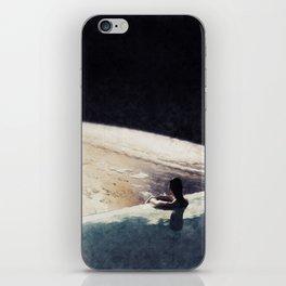 edge of uncertainty iPhone Skin
