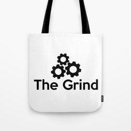 The Grind Tote Bag