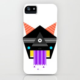 Folygon iPhone Case