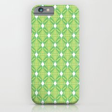 Abstract [GREEN] Emeralds iPhone 6s Slim Case