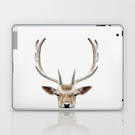 Deer Head Laptop & iPad Skin