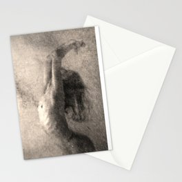 Nude Art Woman Stationery Cards