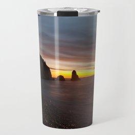 Cheticamp Sunset Travel Mug