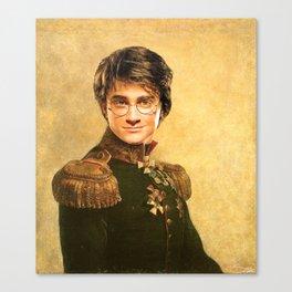 Harry General Portrait Painting | Fan Art Canvas Print