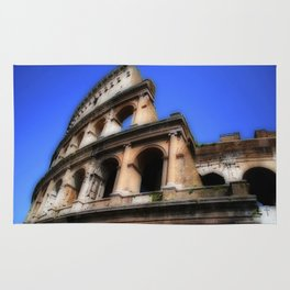 Colosseum - Rome, Italy Rug