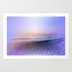 Dreamy Morning Art Print
