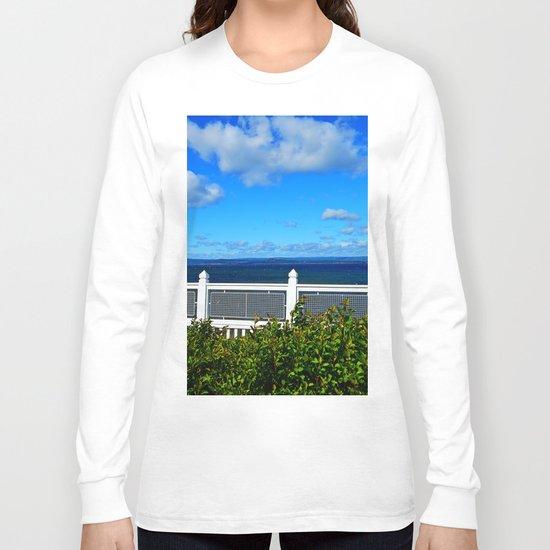 Shoreline Fence Long Sleeve T-shirt