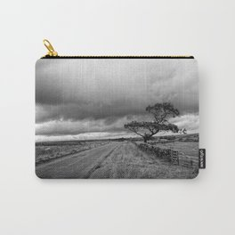 The road ahead - mono Carry-All Pouch