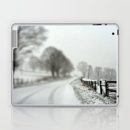 cold fence Laptop & iPad Skin