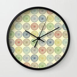 Lovely Pattern XIX Wall Clock
