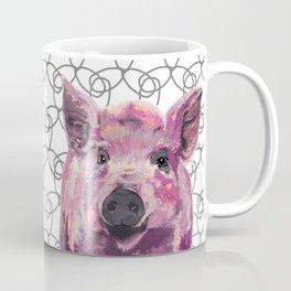 Precious Pig Coffee Mug