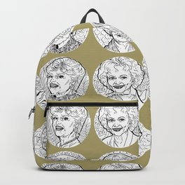Golden Girls more golden Backpack