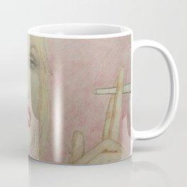 Cannabis is Safer Sweetie Darling Coffee Mug