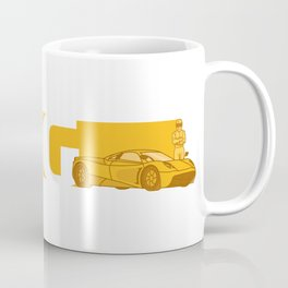 Topped Out Coffee Mug