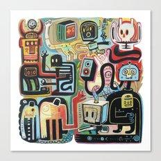 Possession Canvas Print