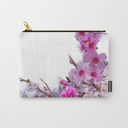 Blossoms That Shape Japan Carry-All Pouch