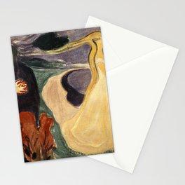 Edvard Munch - Separation Stationery Cards