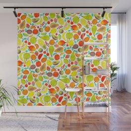 Summer Fruits by Veronique de Jong Wall Mural