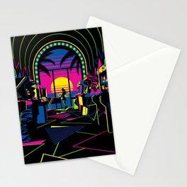 Arcade Saloon Stationery Cards