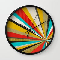 beethoven Wall Clocks featuring Beethoven - Symphony No. 9 by Prelude Posters
