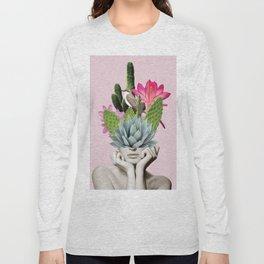 Cactus Lady Long Sleeve T-shirt