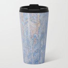 1894-Claude Monet-Rouen Cathedral Façade and Tour d'Albane (Morning Effect)-74 x 106 Travel Mug