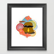 Fashion is Everything!  Framed Art Print