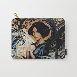 """"""" Immortal Beloved """" Carry-All Pouch"""