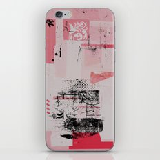 misprint 122 iPhone & iPod Skin