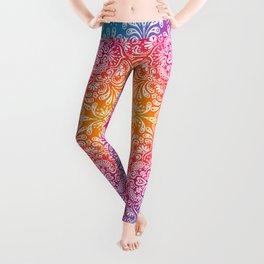 ColourFul Strings Leggings