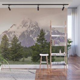 Grand Teton National Park - Wanderlust Adventure Wall Mural