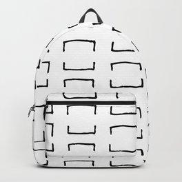 Square Brackets Backpack