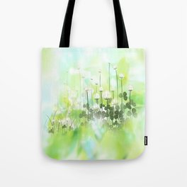 Klee - clover Tote Bag
