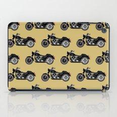 Bike Pattern iPad Case