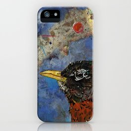 Robin #288 iPhone Case