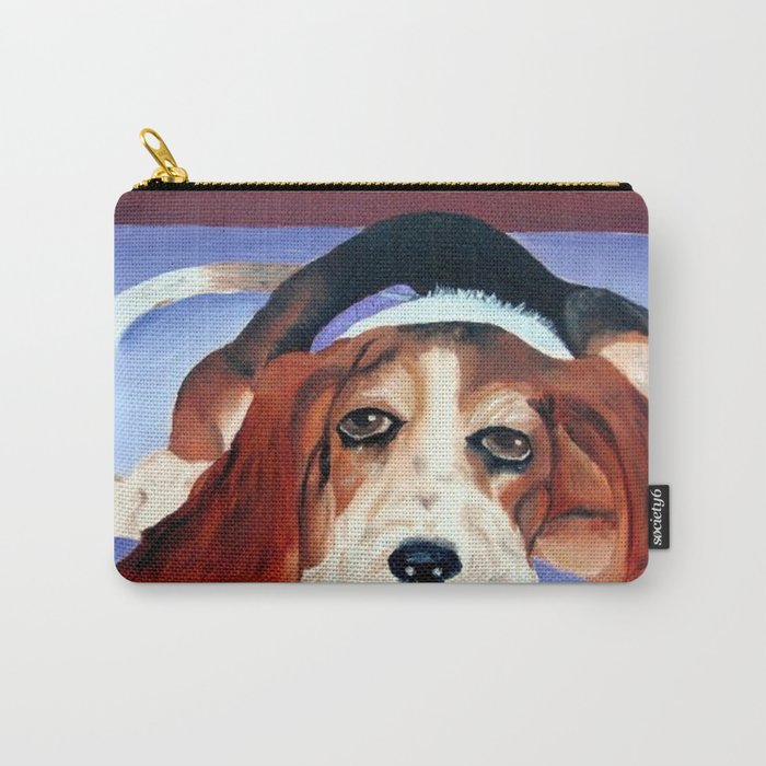 Lazy Sadie Carry-All Pouch
