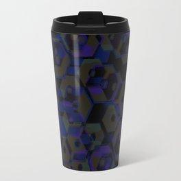 Ultraviolet Petals XXIII Travel Mug