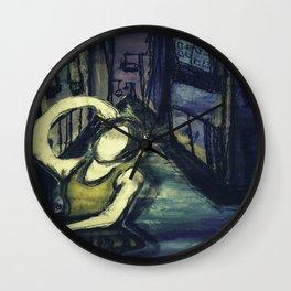 Sad Dance Wall Clock