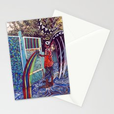 Psychoactive Bear 4 Stationery Cards