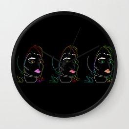 3 Gypsies Wall Clock