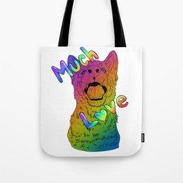 doggo love Tote Bag