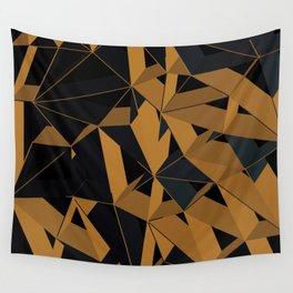 3D Futuristic GEO VI Wall Tapestry