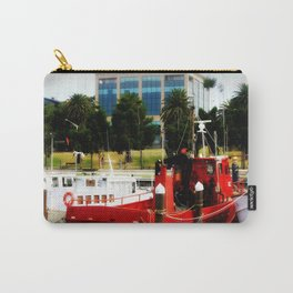 Little red tug Boat Carry-All Pouch