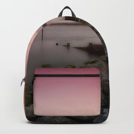 Exmouth evening Backpack