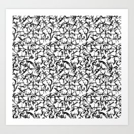 Truss Art Print